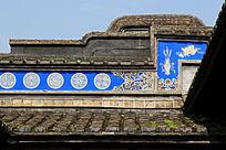 马头墙墙纹