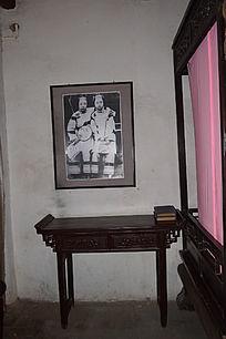 清朝人物照片-古典家居装饰