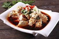 手掰老豆腐