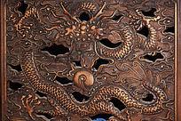 中国龙雕刻艺术-木雕艺术
