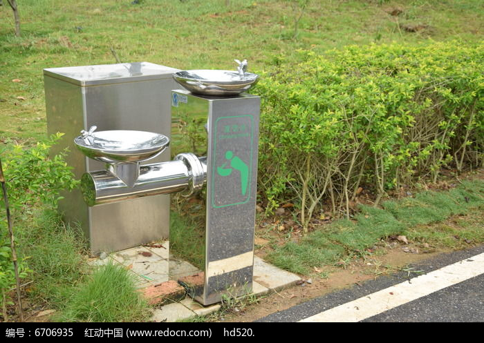创意环保垃圾桶图片