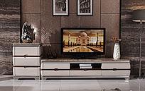 电视柜背景墙