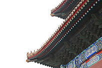 古典建筑屋檐