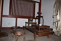 古典休闲茶座