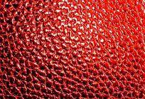 红色皮革纹理纸