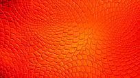 红色压纹墙纸