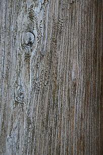 老木头门纹理背景