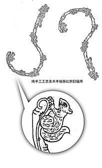 蚊帐松鼠装饰挂钩设计稿