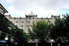 休闲酒店建筑