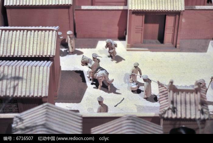古代街景图片,高清大图
