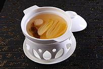 清汤瑶柱炖白菜
