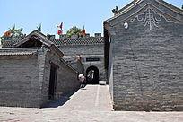 堡垒式建筑