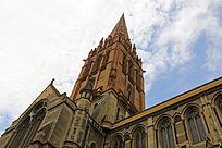 墨尔本中央车站和圣保罗大教堂