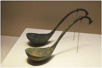 秦汉时期青铜勺子