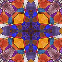 染色玻璃设计
