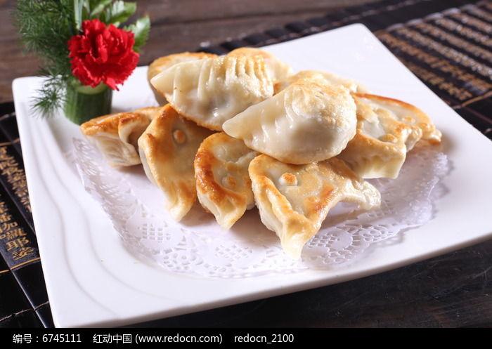 煎饺图片,高清大图_中国菜系素材