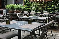 酒吧餐厅雅座