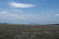 泥球状海滩
