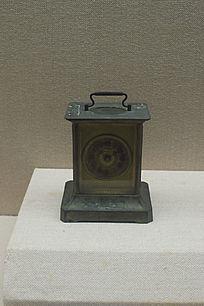 清朝德商座钟