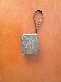 少林寺雕刻卷尺