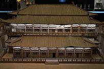 古代皇家建筑模型