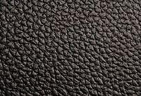 黑色皮革背景图片