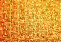 金色压纹背景