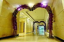酒店内景装饰