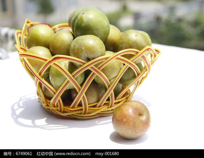 水果李子图片