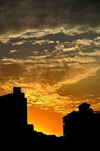 夕阳西下几时回