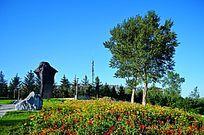 长春世界雕塑公园景观