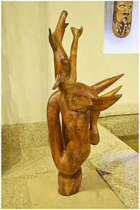 长春松山韩蓉非洲艺术收藏博物馆