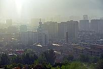 河南林州老城区建筑