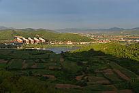 河南省林州市城区建设