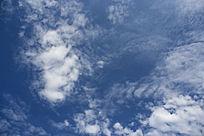 蓝天云朵朵