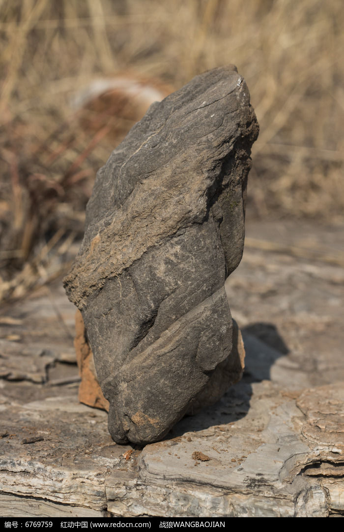 原创摄影图 自然风景 地质地理 石头近景