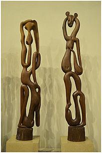 松山韩蓉非洲艺术收藏博物馆