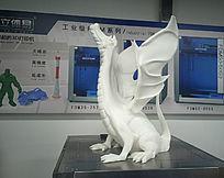 3D打印的飞龙