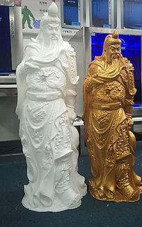 3D打印的人像
