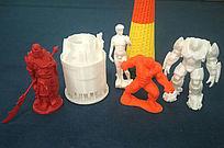 3D打印物品