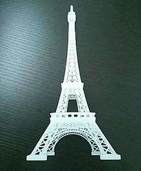埃菲尔铁塔3D打印