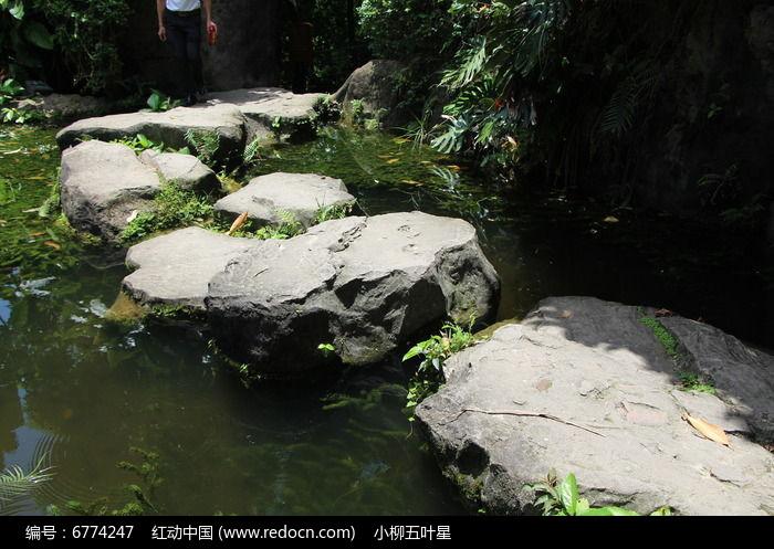 景观石桥图片,高清大图