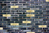 青砖墙背景