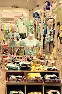 亲子服装店