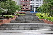 大理石台阶