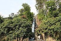 某水电站发电用压力水管道