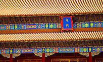 北京故宫紫禁城午门