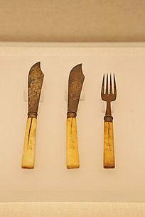 民国时期西餐具