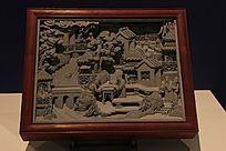 琴棋书画艺术雕刻