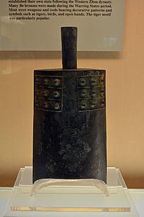 战国虎纹钟